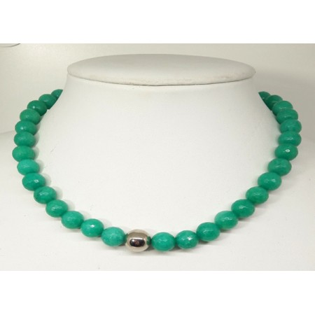 COLLANA  DONNA  in Agata Tiffany